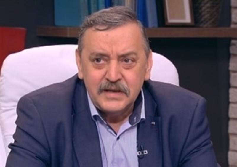 Професор Тодор Кантарджиев Кадър: Би Ти Ви/Архив
