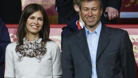 Бившата съпруга на Роман Абрамович намери друг милиардер
