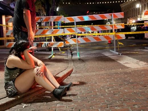 В САЩ убиват човек на улицата на всеки 36 минути