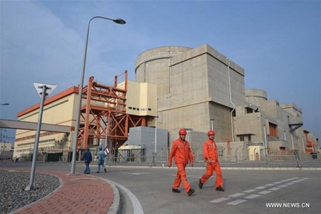 АЕЦ в Североизточен Китай с рекордно ниво произведено електричество за миналата година
