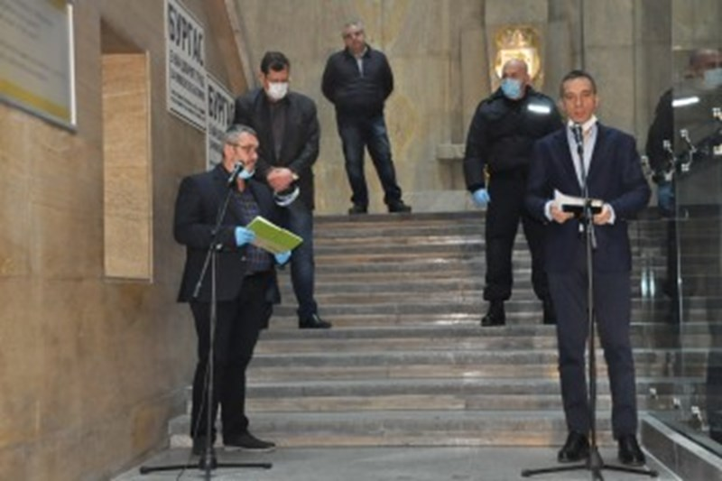 Кризсиният щаб в Бургас анализира обстановката към 25 март.