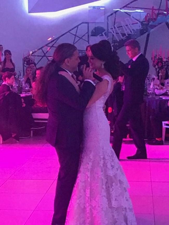 Наско от Б.Т.Р. се ожени в Сърбия