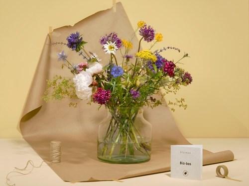 Нова мода: Букети от биоцветя