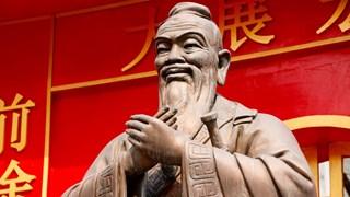 Конфуций: Където и да отидеш, иди с цялото си сърце