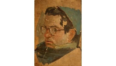33 рисунки на Кристо от студентските му години