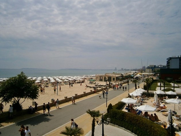 Слънчев бряг е топ дестинация за почивка сред британците за шеста поредна година