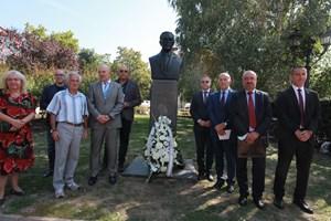 Главният прокурор Иван Гешев присъства на събитието (вторият вляво)