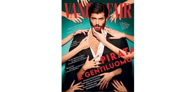 """Джан Яман на корицата на """"Венити феър"""", разказва за детството си"""