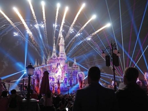 Дисниленд Шанхай празнува петгодишнина от откриването си