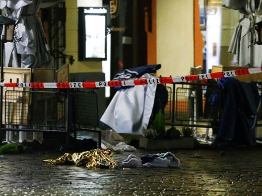 Гръцко семейство е сред жертвите на шофьора, газил пешеходци в Трир