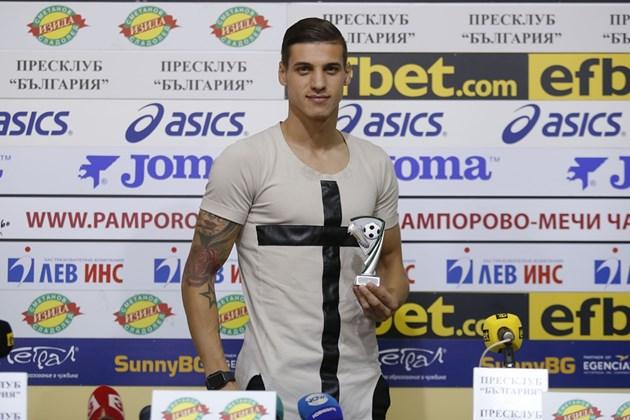 Десподов: Не съм във форма