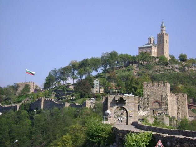 Велико Търново - новата столица на България