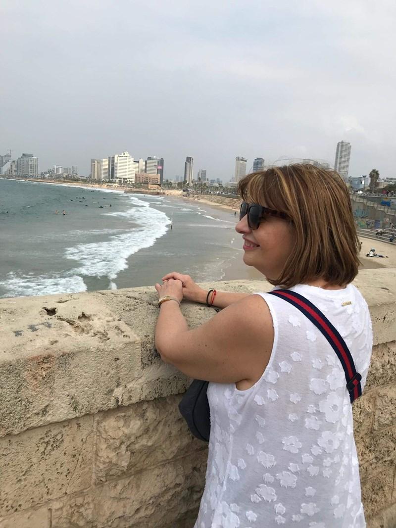 В Тел Авив, 18 ноември