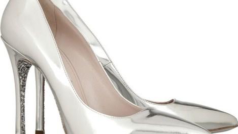 Сребърни звънчета? Не, сребърни обувки
