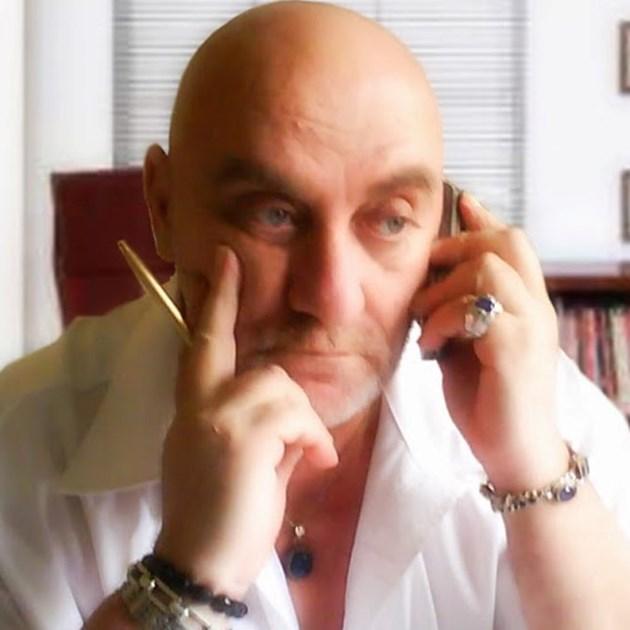 Красимир Куртев-Алеф, ясновидец и езотерик:  ЛЕКУВАМ ЗОМБИТА