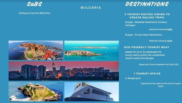 Нов информационен бюлетин представя забележителностите на Черноморския басейн