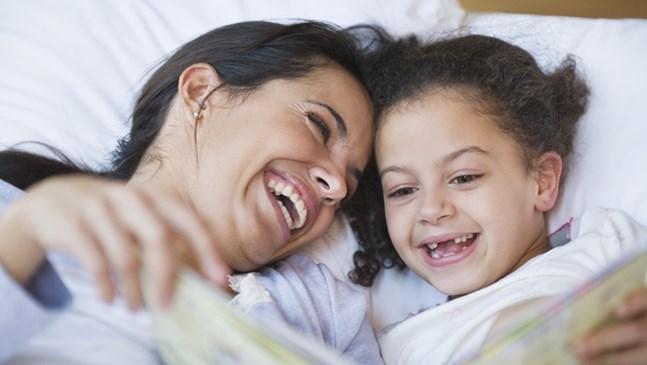 7 начина да бъдете позитивна майка