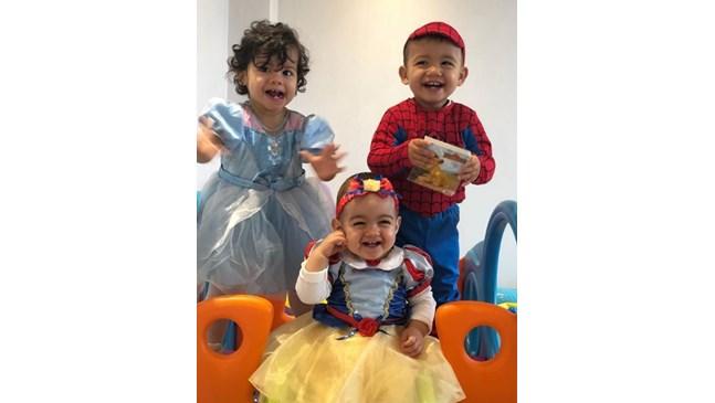 Дъщеричката на Роналдо Алана Мартина стана на 1 годинка