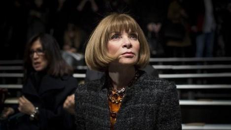 Ана Уинтур - желязната лейди на модата на 70