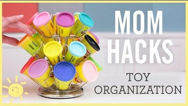 Тези хитри начини за организиране на детските играчки ще ви изумят