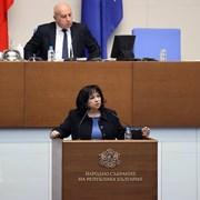 Министър Петкова: Оставяме енергетиката на печалба, без мини като през 2014 г. (Обзор)