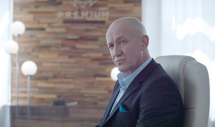 """Шопов в сериала """"Братя"""". СНИМКА: НОВА ТВ"""