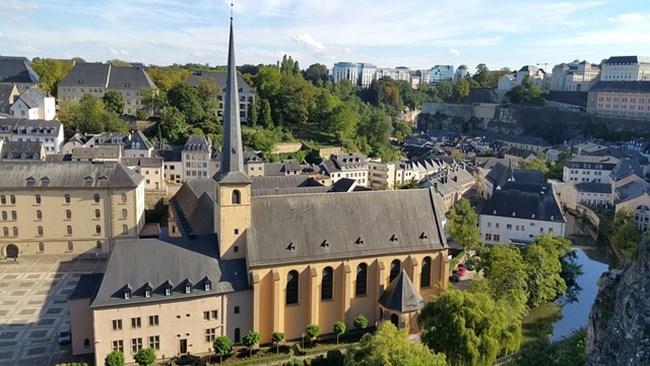 Люксембург СНИМКА: Pixabay