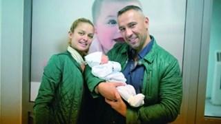 Петко и Яна показаха второто си дете