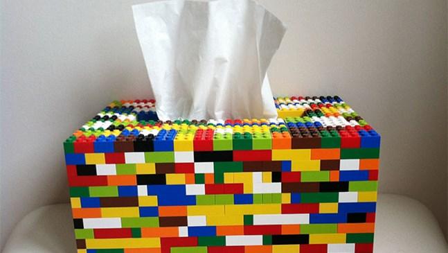 Креативни идеи за използване на детския конструктор за бита