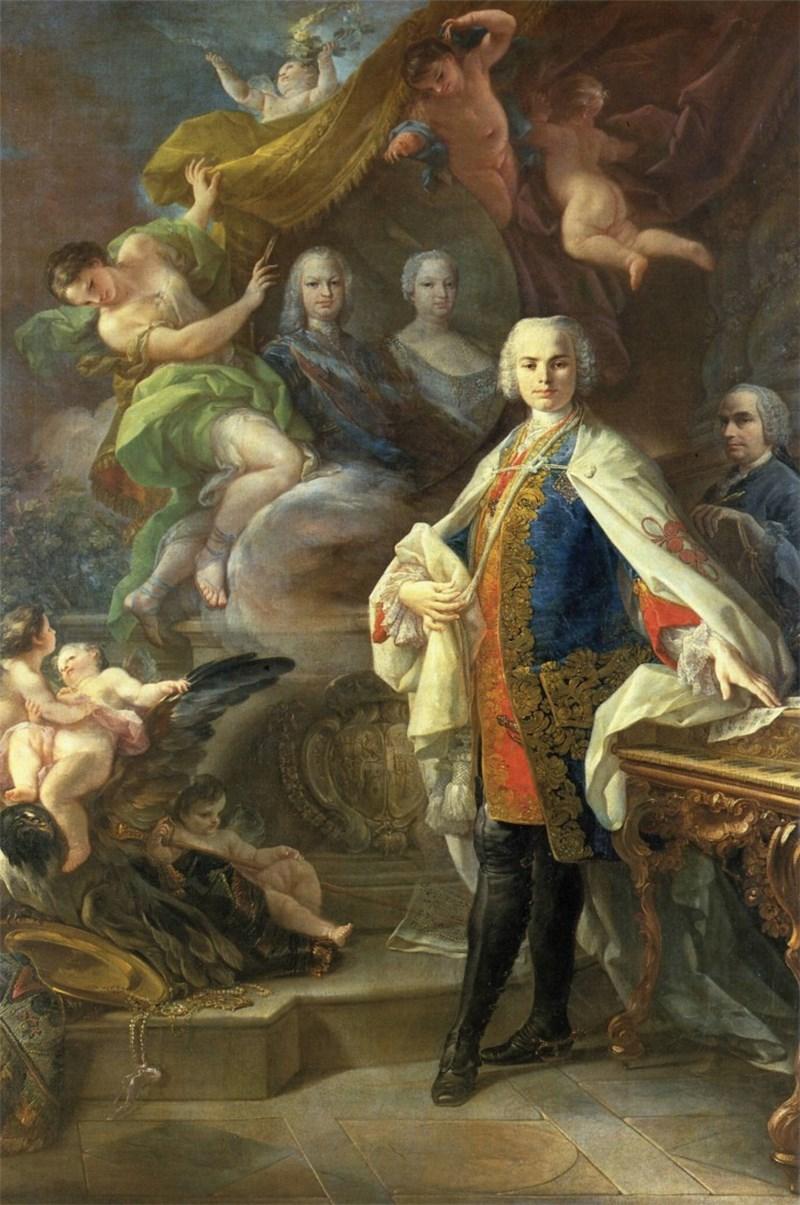 Кастратът Фаринели е един от най-значимите певци в историята на операта