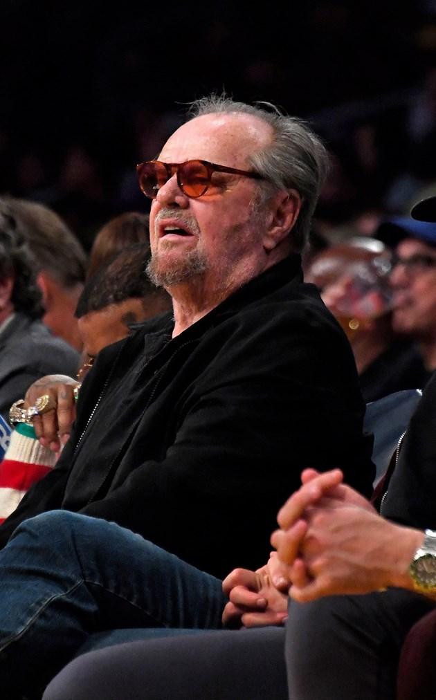 Джак Никълсън е сред поразените от деменция. СНИМКИ: РОЙТЕРС