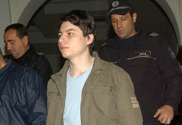 Николай Арабаджиев е пускан домашен отпуск за доброто си поведение