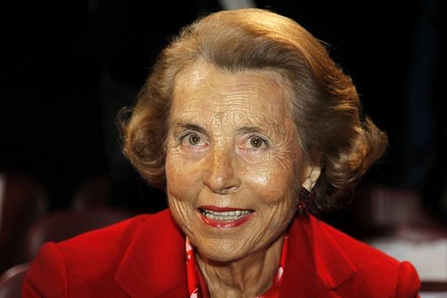 Най-богатата жена в света е била красавица на младини, изглежда прекрасно и на 90 години.