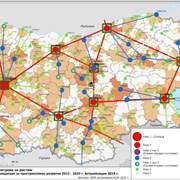 Строят се индустриални зони с евросредства от програмата за развитие на регионите