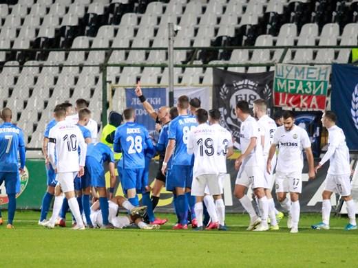 """""""Левски"""" продължи черната серия срещу """"белите"""""""