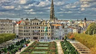 Брюксел - градът на бирата и шоколада (галерия)