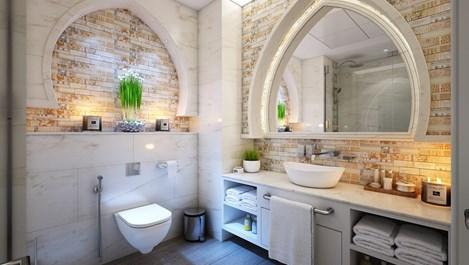 Идеи за малки бани (галерия)