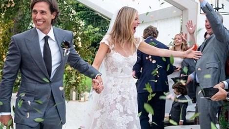Гуинет Полтроу се омъжи