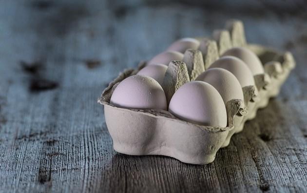 Незаконен внос на яйца от България са установили гръцките власти