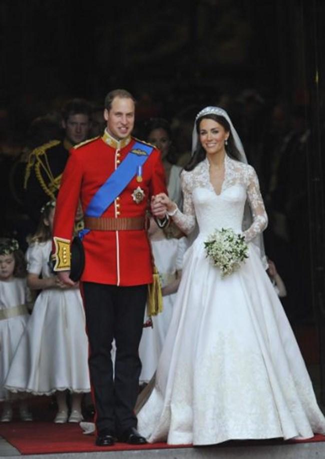 Кейт Мидълтън и принц Уилям Снимки: Ройтерс