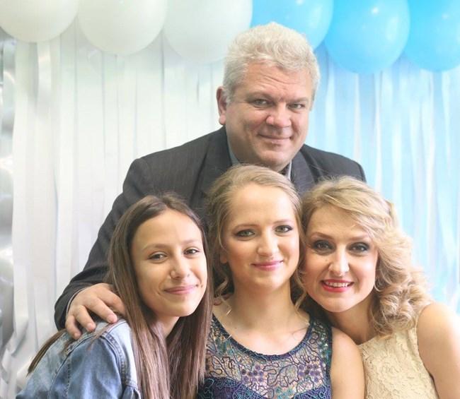 Семейството на Таня Димитрова е най-силната й опора