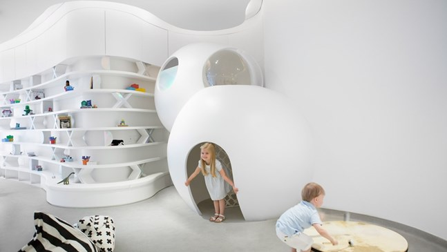 Детска градина от бъдещето