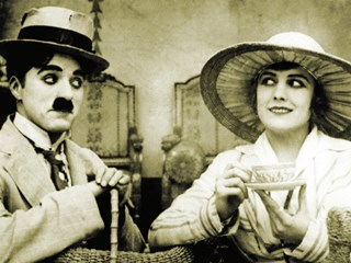 Жените на Чарли Чаплин