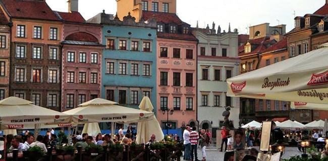 Market Square (Варшава)
