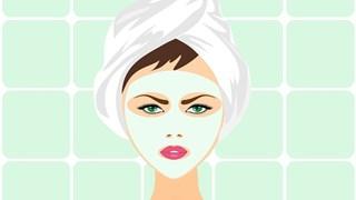 Киселото мляко почиства лицето и съживява сухата коса
