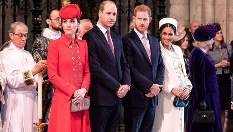 Меган и Хари вече няма да делят дом с Уилям и Кейт