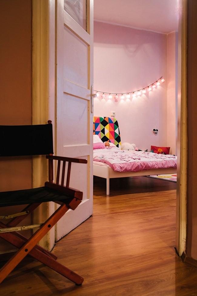 Стаята на Ая