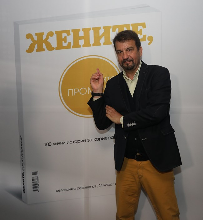 Ники Кънчев, журналист и водещ