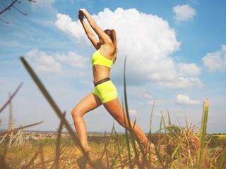 Жените, които тренират, раждат по-безболезнено