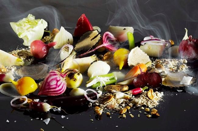 Пушените зеленчуци на Рене са сред най-обичаните блюда.